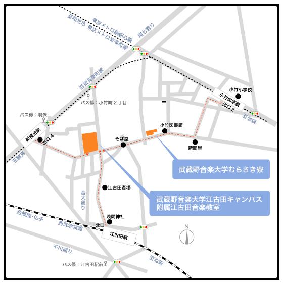 江古田キャンパス