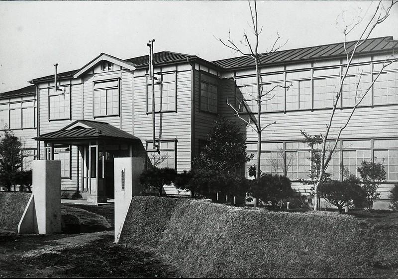 江古田キャンパス校舎落成
