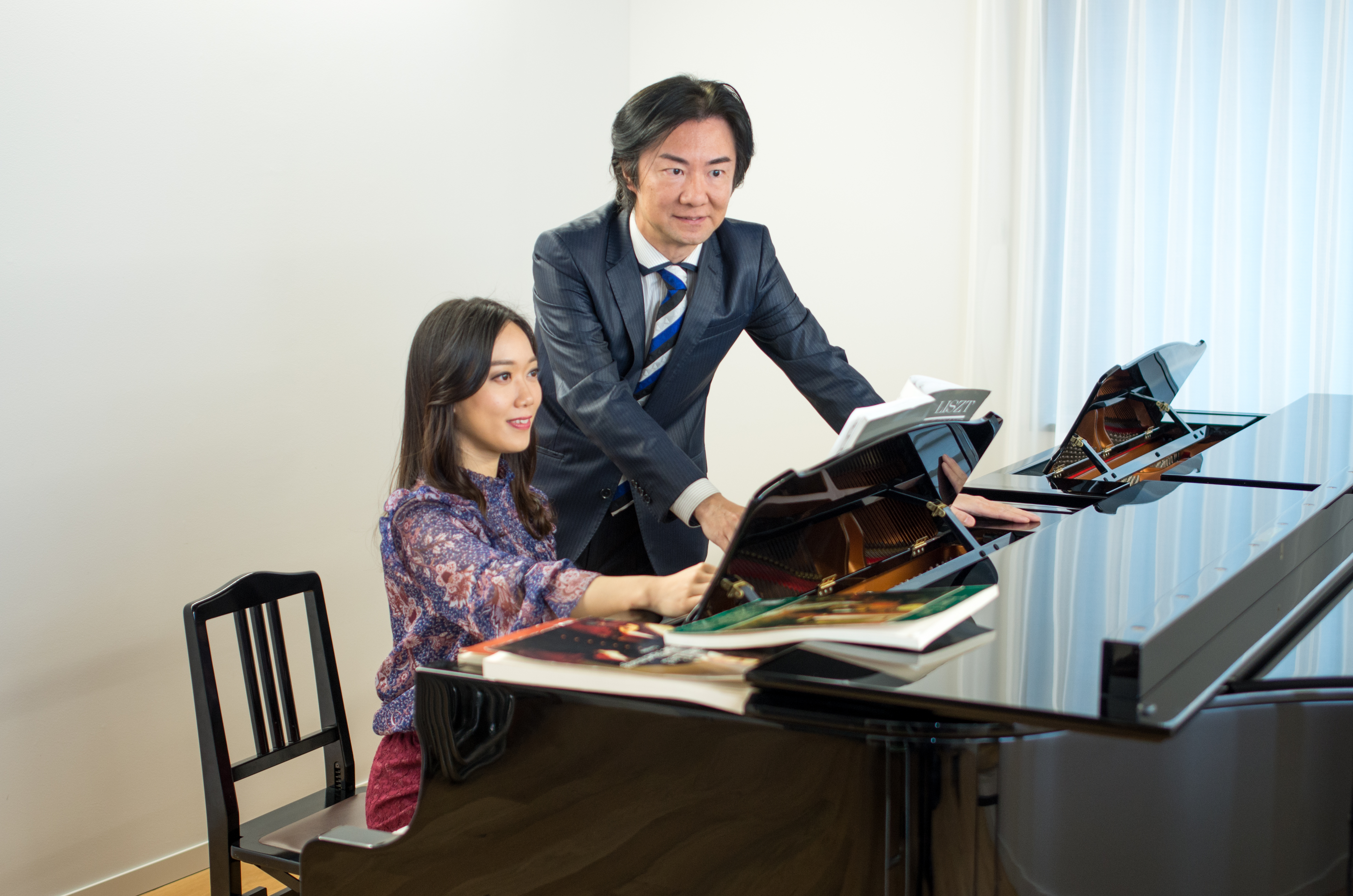 音楽学部・大学院指導陣